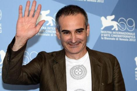 El director francés Olivier Assayas en la presentación del filme 'Après Mai'. | Claudio Onorati