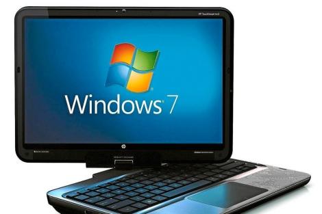 Portada del sistema operativo de Microsoft Windows 7.   ELMUNDO.es