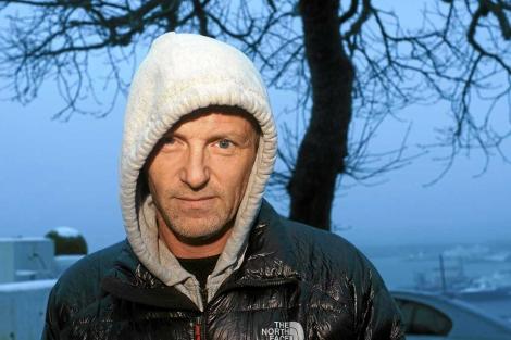 El escritor noruego Jo Nesbo. | Bente Bjercke