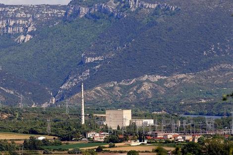 La central nuclear de Garoña. | Israel Murillo
