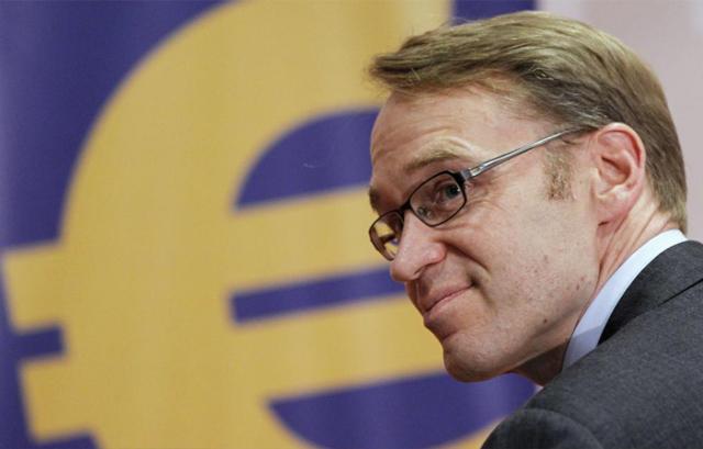 El presidente del Bundesbank, Jens Weidmann. | Reuters