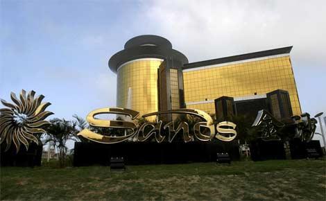Imagen de uno de los casinos de Adelson en Las Vegas. | E. M.