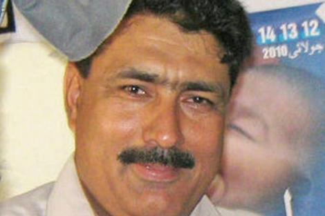 El médico paquistaní que participó en la captura de Bin Laden, Shakil Afridi.   El Mundo