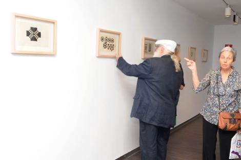 Exposición de Manuel Barbadillo. | N. Alcalá