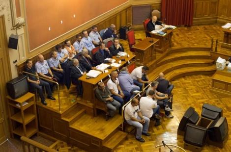 Los abogados defensores piden suspender las escuchas telefónicas. | J. Soteras