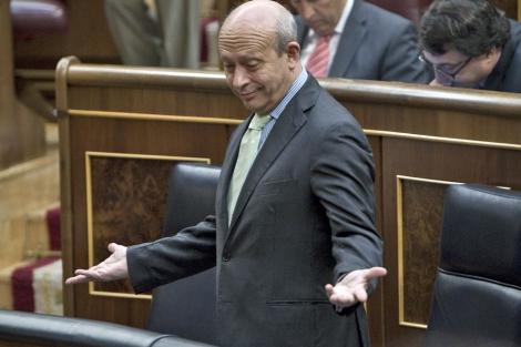 Wert, en el Congreso. | Foto: Alberto DiLolli