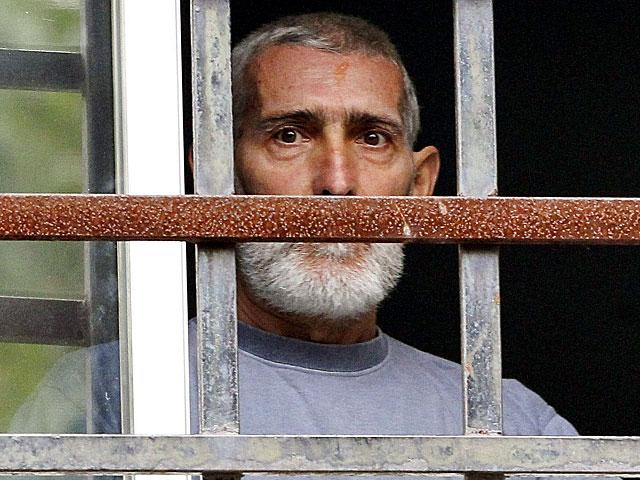 Josu Uribetxeberria Bolinaga, el pasado 29 de agosto en el Hospital Donosti. | Juan Herrero / Efe