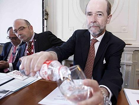 El secretario de Estado de Defensa, Pedro Argüelles, el pasado 16 de julio.   David S. Bustamante