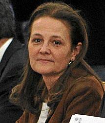 La secretaria de Estado de Educación, Formación Profesional y Universidades, Montserrat Gomendio.