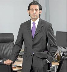 El nuevo consejero delegado de Telefónica, José María Álvarez-Pallete.