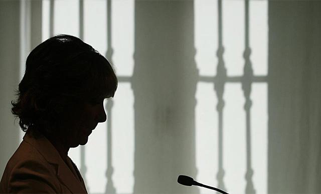 Esperanza Aguirre. | Reuters