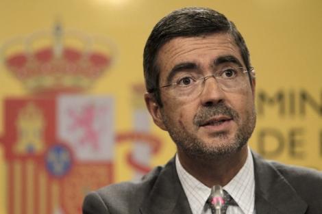 Jiménez Latorre, en una comparecencia oficial reciente. | EFE