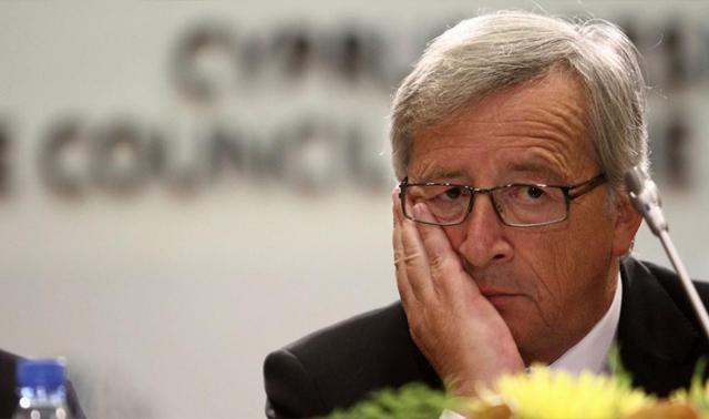 El presidente del Eurogrupo, Jean-Claude Juncker. | Afp