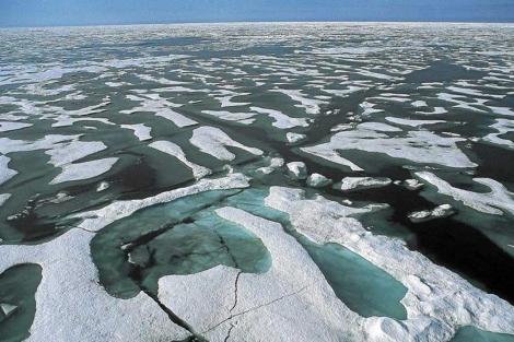 Océano Ártico durante la temporada de verano. | EM