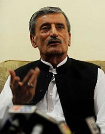 El ministro, en 2011. | AFP