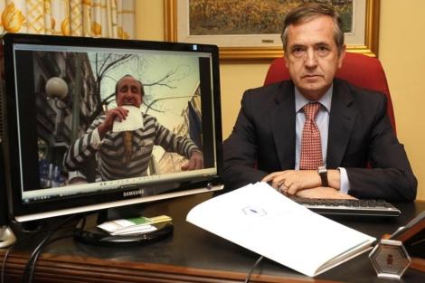 Joaquín Yvancos, ex abogado de José María Ruiz-Mateos. | Sergio González