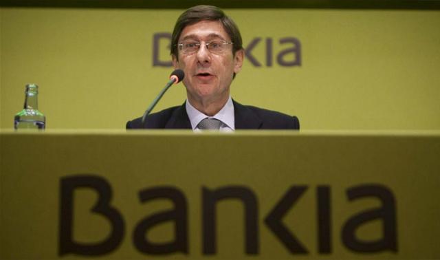 El presidente de Bankia, José Ignacio Goirigolzarri. | Efe