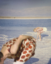 'Mar Muerto: Sueño cumplido', una de las fotografías favoritas de María Alché