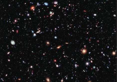 La imagen más lejana del Universo captada por el 'Hubble'. | NASA