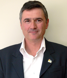 Jesús Duque, vicepresidente de Alfa Inmobiliaria. | ELMUNDO.es