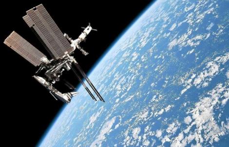 Imagen de la Estación Espacial Internacional.   ESA