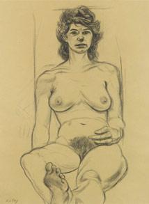 Retrato de Wendy (1983).