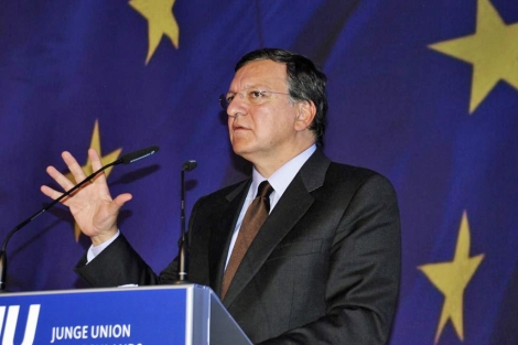 El presidente de la Comisión Europea , José Manuel Durao Barroso. | Efe