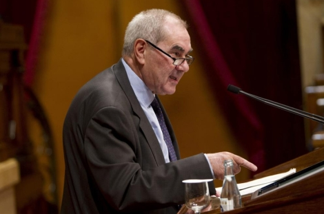 Ernest Maragall ha reoto en varias ocasiones la disciplina de voto. | J. Soteras