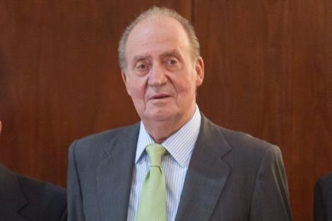 Imagen del Rey Juan Carlos. | Bernardo Paz