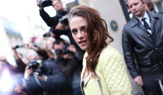 Kristen Stewart, la pasada semana en París. | Gtres