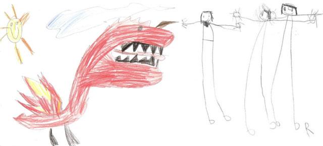 Lo que nos cuentan sus dibujos | Noticias generales | elmundo.es