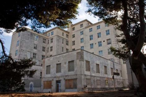 Este hospital está encantado según la Guardia Civil | Baleares ...