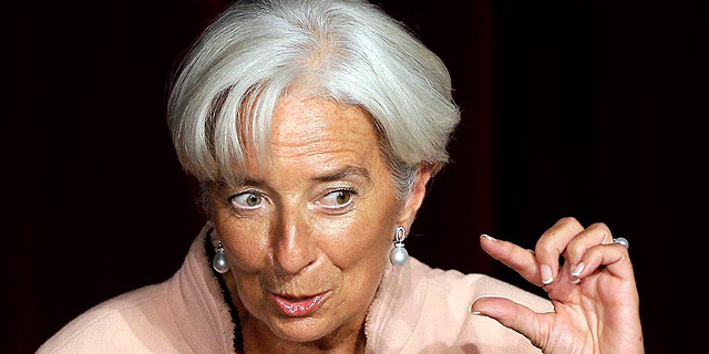 Christine Lagarde. | Reuters