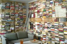Interior de Libros Libres. | E. M.