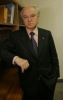 José Manuel Castelao. | V. Rosenberg