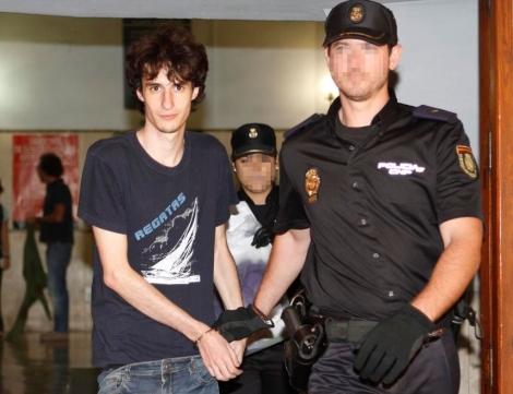 El joven detenido que quería imitar la masacre de Columbine. | Jordi Avellà