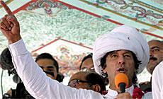 Imran Khan, en Islamabad.| Efe