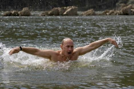 El presidente ruso, Vladimir Putin. | Reuters
