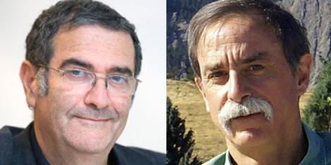 Serge Haroche y David Wineland. | E. M.