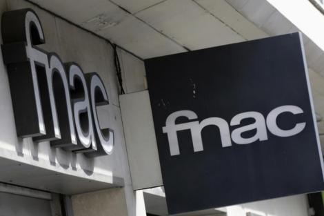 Logos de Fnac. | Reuters