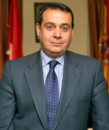 Cabrero, presidente de los Coapis.   EM