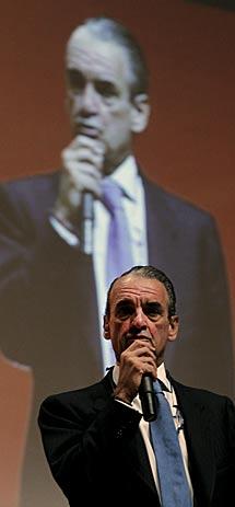Mario Conde. | K. Rodrigo / Efe