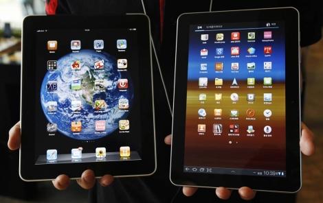 Aplicaciones en dispositivos electrónicos. | Reuters