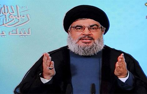 El jefe de grupo chií libanés Hizbulá.  Efe