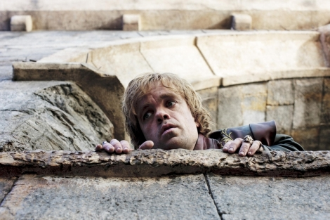 El personaje Tyrion Lannister en la serie 'Juego de Tronos'