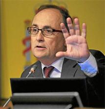 Fernando Restoy. | Bernardo Díaz