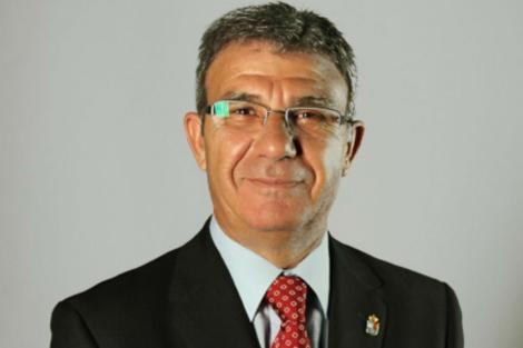 José Borrás, en una imagen de la web del Ayuntamiento de Fuenlabrada.