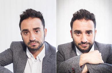 Juan Antonio Bayona, director de 'Lo imposible'. | ELMUNDO.es