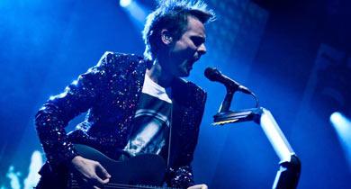 Concierto de Muse esta noche en Madrid.