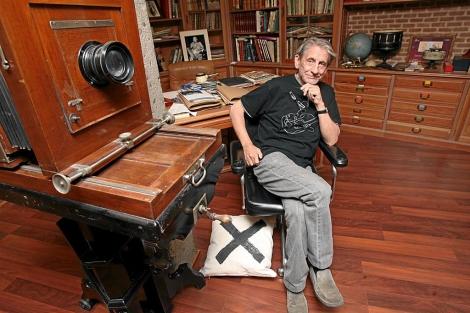 El director Basilio Martín Patino, en una imagen de archivo.